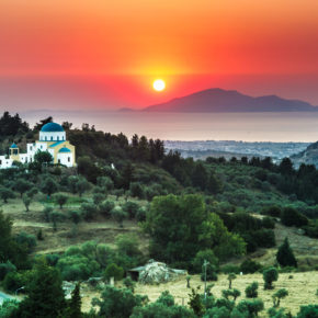 Sonne satt: 7 Tage Kos mit gutem 4* Hotel mit All Inclusive, Flug & Transfer nur 335 €