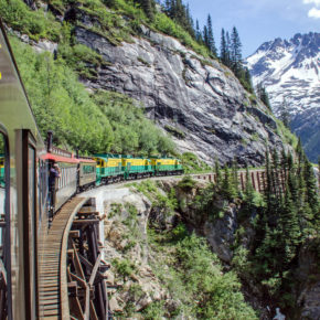 Russland: Mit Transsibirischen Eisenbahnen von Moskau über den Baikalsee nach Vladivostok um 70€