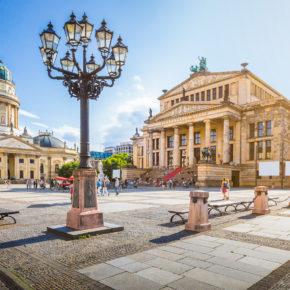 Tagestrip nach Berlin: Hin- und Rückflüge am Wochenende für 33€