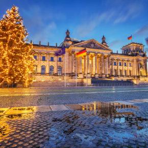 Super günstige Flüge nach Berlin: Hin und zurück für nur 22€