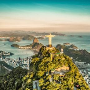 Brasilien: Hin- & Rückflüge nach Rio de Janeiro, São Paulo & Fortaleza ab 413€