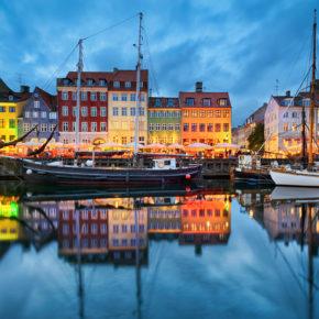 Kurztrip Kopenhagen: 3 Tage im TOP 4* Hotel mit Flug nur 119€