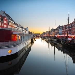 Langes Wochenende: 4 Tage Kopenhagen mit zentraler TOP Unterkunft & Flug nur 94€