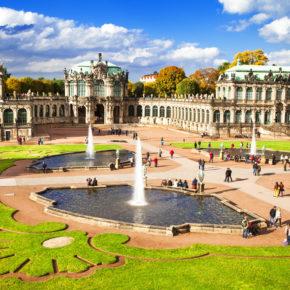 Dresden Zwinger Museum
