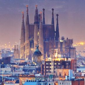 Kurztrip am Wochenende: 4 Tage Barcelona mit zentraler Unterkunft & Flug um 55€