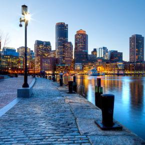 USA-Kracher: Flüge nach Boston für unglaubliche 90€