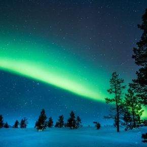 Reise zu den Polarlichtern: 2 Tage Finnland im Glas-Iglu mit Frühstück nur 89€
