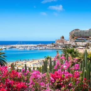 Kurzurlaub auf den Kanaren: 5 Tage Gran Canaria mit Unterkunft & Flug nur 156€