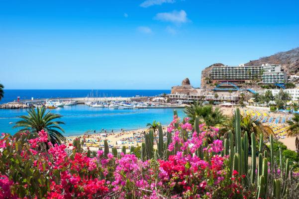 Gran Canaria Puerto Rico Beach