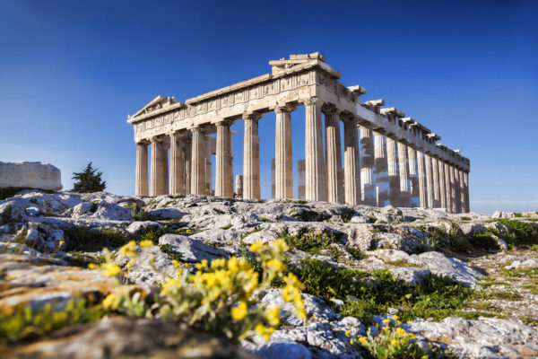 Griechenland Athen Tempel