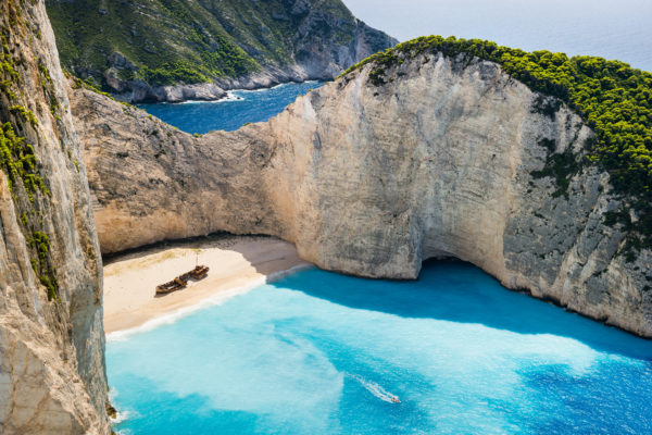 Griechenland Zakynthos Bucht