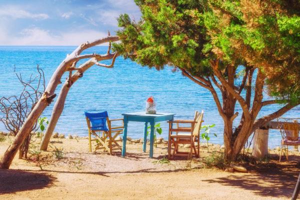 Griechenland Zakynthos Ausblick