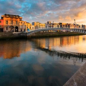 Wochenende in Dublin: 3 Tage mit zentraler Unterkunft inkl. Frühstück & Flug nur 60€