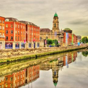Kurztrip: 3 Tage Dublin mit Unterkunft, Frühstück & Flug nur 88€
