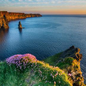 Fly & Drive Irland: 8 Tage Rundreise in Irland mit Flug & Mietwagen nur 78€
