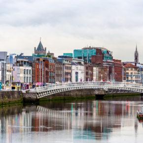 Städtetrip Dublin: 3 Tage mit zentraler Unterkunft inkl. Frühstück & Flug nur 84€