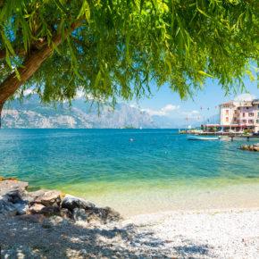 Gardasee: 4 Tage im 3* Apartment mit Seeblick nur 29€