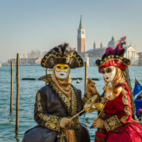 Wochenende in Venedig: 3 Tage im neu eröffneten Hotel nur 22€