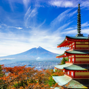 Beste Reisezeit für Japan: Infos zu Klima & Aktivitäten