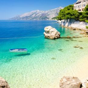 Kroatien: 7 Tage im TOP 4* Hotel mit Halbpension für 12€