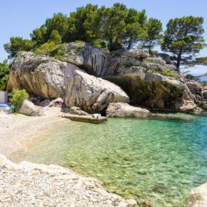 Insel in der Adria: 8 Tage auf der kroatischen Insel Brač mit 3* Apartment nur 54€