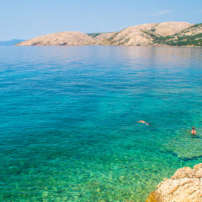 Kroatien: 4 Tage Krk übers WE im tollen 4* Hotel am Meer mit All Inclusive nur 144€