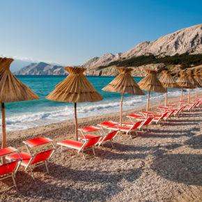 Kurzurlaub am Wochenende: 4 Tage Kroatien im 4* Hotel mit Frühstück & Wellness nur 165€