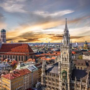 Wochenende in München: 3 Tage Kurztrip ins zentrale 3* Hotel für 68€