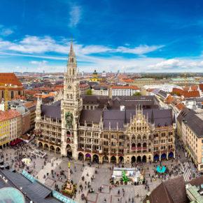 Die Top 15 Sehenswürdigkeiten in München
