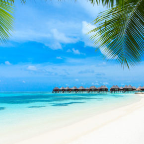 Malediven: 13 Tage im TOP 3* Strandhotel mit Frühstück & Flug um 900€