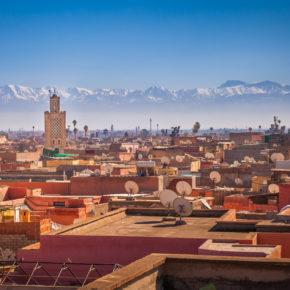 Marokko Kracher: 3 Tage Marrakesch im Hotel & Flug um 86€