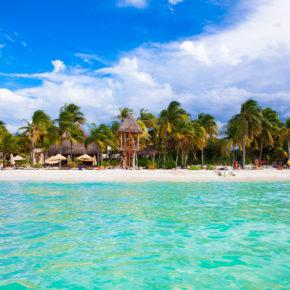 Frühbucher Schnäppchen nach Mexiko: 9 Tage Cancún mit Hotel & Flug nur 425€