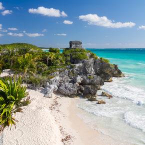 Mexiko wartet: 8 Tage im 3* Hotel in Playa del Carmen mit Flug nur 380€