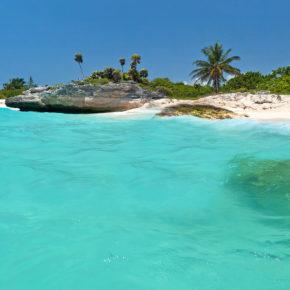 14 Tage Karibikurlaub auf Cozumel mit guter Unterkunft & Flug nur 405€