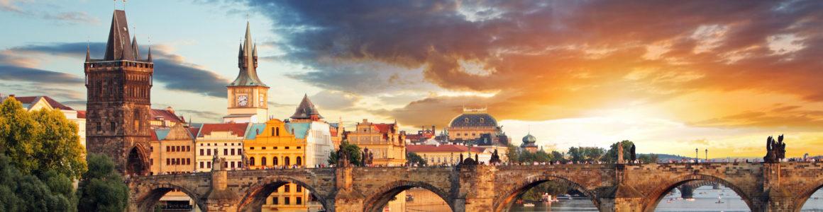 Wochenendtrip in die Goldene Stadt: 2 Tage Prag mit zentralem 4* Hotel & Frühstück nur 26€