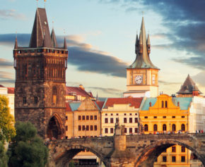 Städtetrip nach Prag: 3 Tage im zentralen 4* Hotel mit eigenem Bier-Spa für 79€