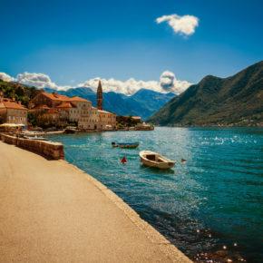 Urlaub in Montenegro: 8 Tage im tollen Apartment in Strandnähe mit Flug nur 60€
