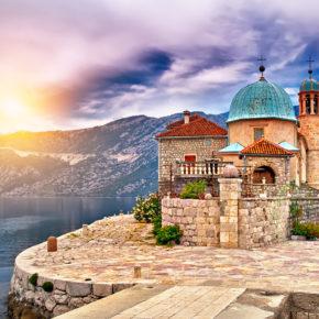 Montenegro: 8 Tage im Apartment am Meer & Flug nur 178€