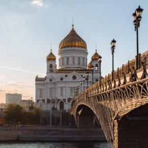 Moskau im Winter: 3 Tage Städtetrip nach Russland mit zentralem TOP Hotel, Frühstück & Flug nur 84€