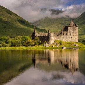 Fly & Drive: 8 Tage Schottland mit Flug & Mietwagen um 55€