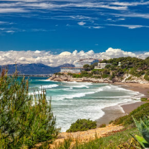 Spanien: 8 Tage an der Costa Dorada mit tollem Apartment & Flug nur 88€