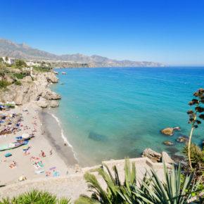 Spanische Sonne: 8 Tage Costa del Sol mit Apartment (100m vom Meer!) & Flug nur 92€