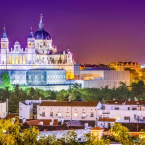 Langes Wochenende in Madrid mit Flügen & Hotel nur 134€