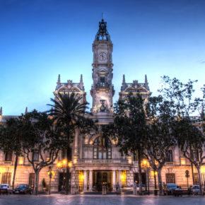 Langes Wochenende in Valencia: 4 Tage Städtetrip mit zentraler Unterkunft & Flug nur 92€