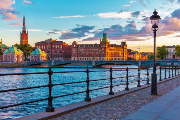 Stockholm Fluss