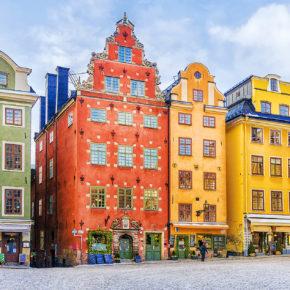 Kurztrip nach Stockholm: 3 Tage mit TOP Unterkunft & Flug nur 116€