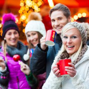 Weihnachtsmarkt am Wochenende: 2 Tage München im 3* Hotel mit Frühstück nur 39€