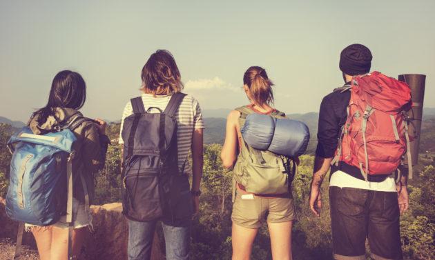 Freunde Wandern