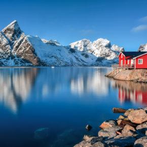 Ab in den Norden: Super günstige Flüge nach Dänemark, Schweden, Island & Norwegen ab 1€