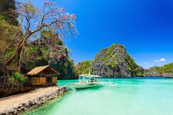 Philippinen Meer
